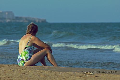 L'infinita bellezza del mare  by Fabio Ricco