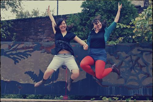 girls jump 2