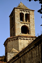 Sant Pere de Camprodon, Vall de Camprodon (Angela Llop) Tags: spain eu catalonia girona catalunya nationalgeographic monestir camprodon elripollés bicri510000566