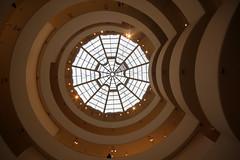 Solomon Guggenheim Museum - NYC, Set2011 (Ana Paula Hirama) Tags: nyc newyorkcity trip usa newyork museum museu unitedstates manhattan eua viagem guggenheim solomon estadosunidos novaiorque novayork set2011