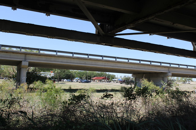 Pioneer Park Under Bridge