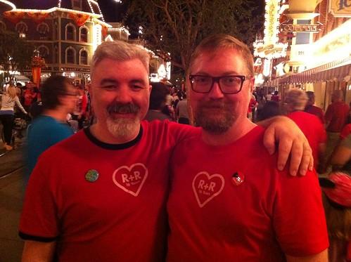 R&R.  Those shirts!