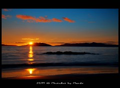 Morning has (just) broken (PhotoArt Images) Tags: ocean sunset sunrise tasmania freycinet photoartimages
