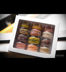Macaron, Patisserie Sadaharu Aoki Taipei (zyork ( busy )) Tags: food paris beautiful japan vancouver project french dessert photography japanese lemon tea chocolate sesame patisserie pastry sweets taipei 365 matcha aoki fraise yuzu sadaharu genmaicha macaron foodphotography violette bellavita sadaharuaoki patisseriesadaharuaoki caramelsal vancouverfoodphotographer hochicha