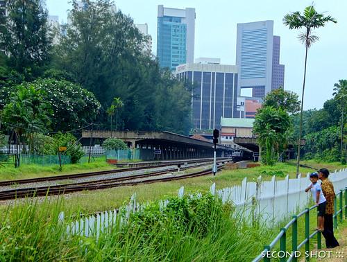Tanjong Pagar Station