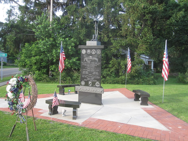 JC Matteson Memorial