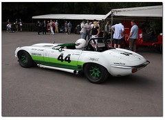 1975 Jaguar E-type 'Group 44' Sportscar. Goodwood Festival of Speed 2011 (Antsphoto) Tags: uk classic car sussex britain historic fos motorracing goodwood carshow sportscar motorsport racingcar chichester autosport motorcar sigma1020mm 2011 hstoric goodwoodfestivalofspeed goodwoodhouse canoneos40d antsphoto anthonyfosh goodwoodfestivalofspeed2011 gooodwoodhouse 1975jaguaretype