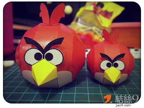 paper-angry-red-bird-3