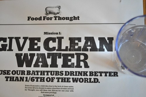 clean water msg