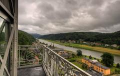 Personenaufzug Bad Schandau III