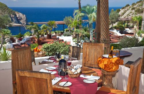 Eden Restaurant, Hacienda Na Xamena