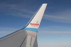 D-AXLE Boeing 737-8Q8 XL Airways (FokkerAMS) Tags: kefalonia boeing737800 daxle xlairways sunweb