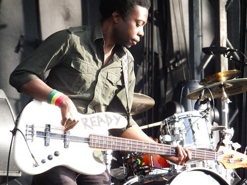 Bedouin Soundclash at Ottawa Bluesfest 2011