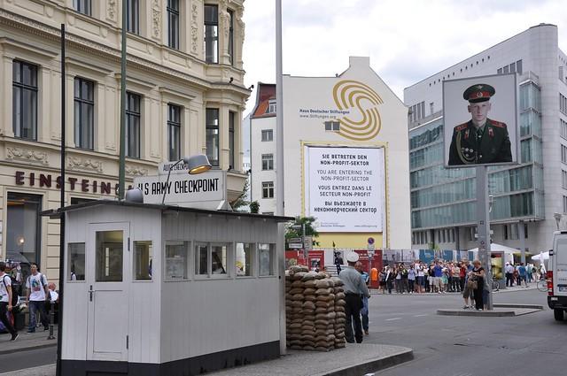 Checkpoint Berlin