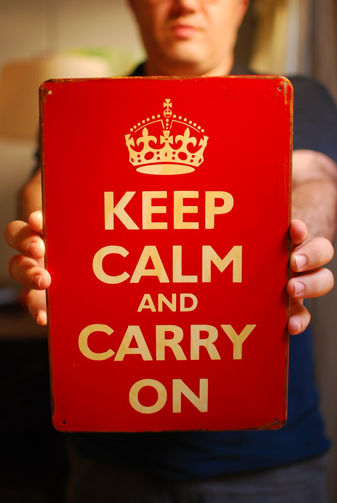 5915929953 6bbcf89e93 b KEEP CALM AND CARRY ON
