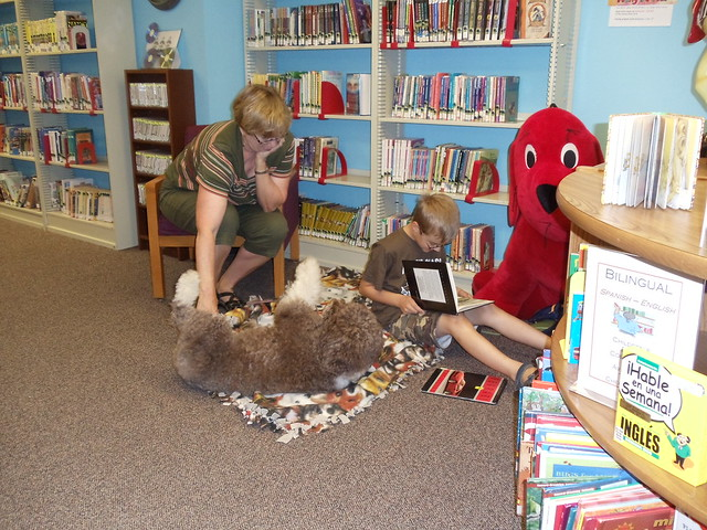 Summer Reading Program 2011