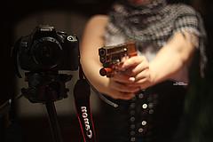 gun- (l ) Tags: canon gun kill cam