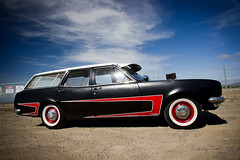 Miller's Wagon-60 (Lenny Turner) Tags: car zeiss wagon sony australia queensland alpha streetcar v8 townsville holden horsepower a700 cs5 sal1680z lightroom3