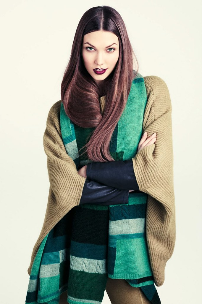 Karlie-Kloss-HM-Fall-2011-Lookbook