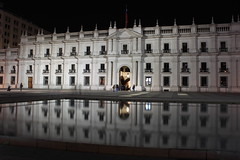La Moneda - Santiago de Chile (Fabro - Max) Tags: chile santiago la palace moneda palacio