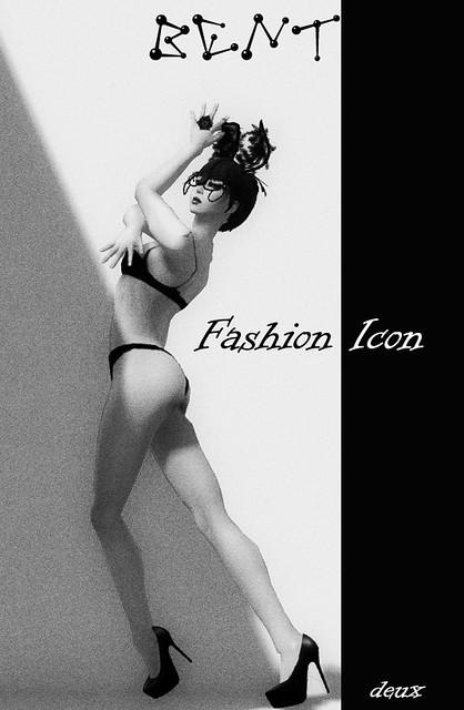 Bent! Fashion Icon - series DEUX.