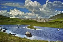 Glascarnoch Dam (GraemeLSmith) Tags: scotland rossshire aultguish glascarnochdam bigstopper