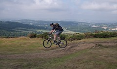 Malverns MTB - July 2011