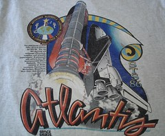 Atlantis shirt