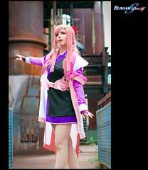Lacus Clyne (Gundam Seed Destiny) Cosplay