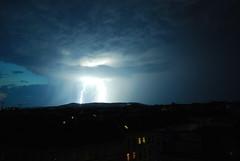 Blitz (Hans Arnoldsson) Tags: storm night thunderstorm lightning blitz 16mm fulmine schlechtwetter regionwide sigma816