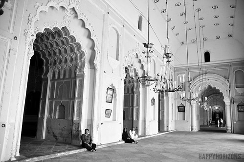 Awaiting the Nawab..