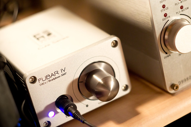 Fubar IV DAC / Headphone Amp