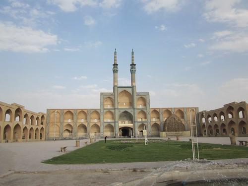 Amir Chakmaq Complex, Yadz