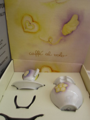 Thun: 2011 exclusive espresso set