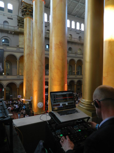 2011 Washingtonian Best of Party at the Building Museum, DC Corporate event DJ
