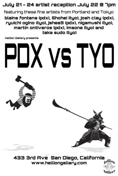 PDX vs TYO Show