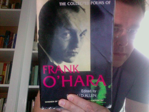 The Collected Poems of Frank O'Hara by Michael_Kelleher