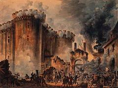 Toma de la Bastilla-14 de julio de 1789
