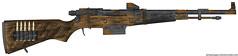 Post Apoc Carbine.(Gluctose Apoc Part 1) (FullMetalJacketed) Tags: 1 part apoc carbinegluctose