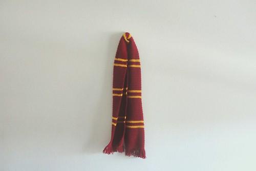 My Gryffindor Scarf...