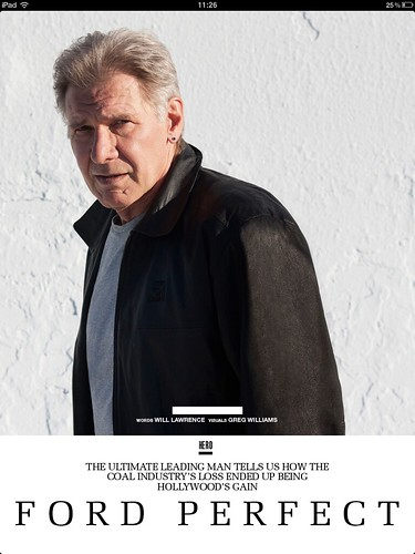 PROJECT Issue 8 Harrison Ford