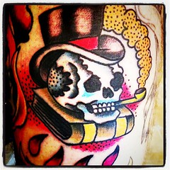 On my boy Reagan