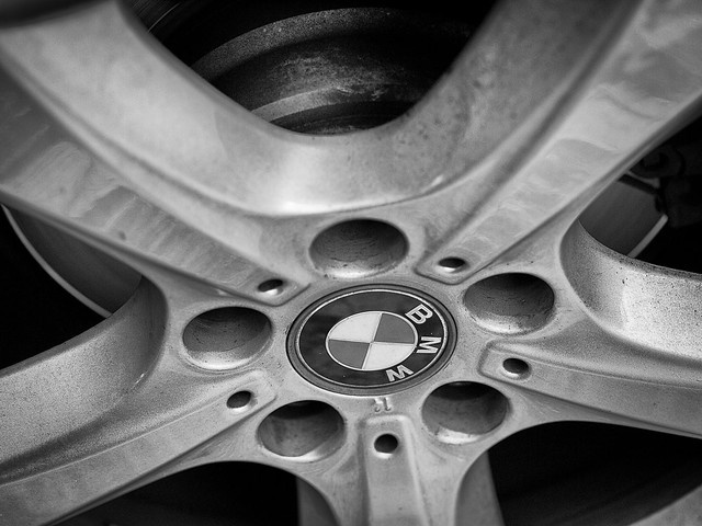 Study in BMW Textures
