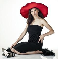 Red Fashion #3