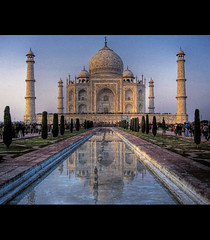 Taj Mahal - The Reflection