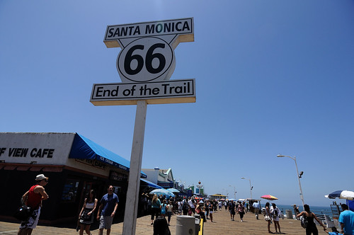 Route 66: End of the Trail (Santa Monica)