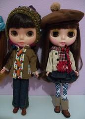 The brunette ladies! ♥