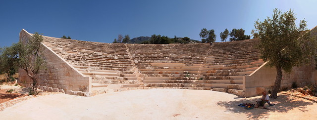 Kas Antique Theatre