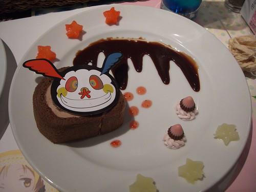 お菓子の魔女の執着デザート