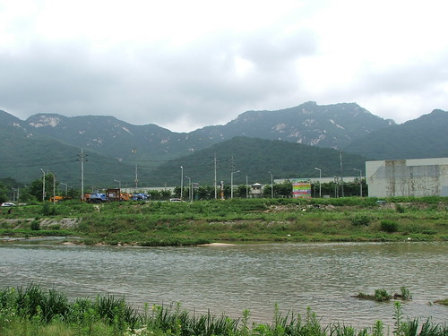 Picture from Uijongbu, South Korea